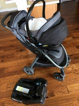 Stroller and car seat in Oswego, Illinois