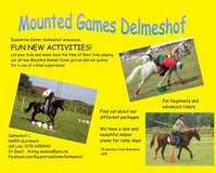 Mounted Games (Ponies/horses) in Baumholder, GE