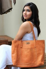 Leather bag handmade tote, purse in Stuttgart, GE