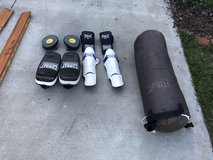 MMA Gear, Shin guards, gloves, focus mitts, thai pads, heavy bag in Temecula, California