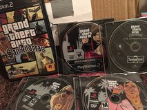 Ps2 GRAND THEFT AUTO SET in 29 Palms, California