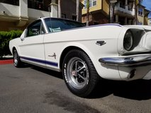 1966 Ford Mustang Fastback in San Diego, California