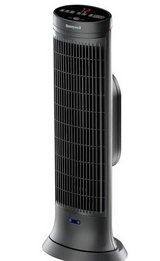 Honeywell ceramic tower heater in Oswego, Illinois