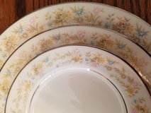 """Noritake """"Blossom Time"""" China - 12 place settings + serving pieces in Travis AFB, California"""