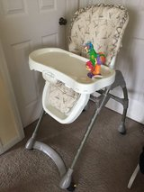 High chair in Naperville, Illinois