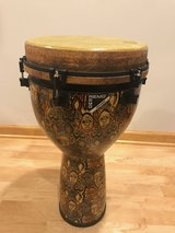 Remo 12x24 Djembe Drum in Yorkville, Illinois
