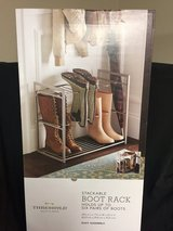 Boot Storage Rack in Joliet, Illinois