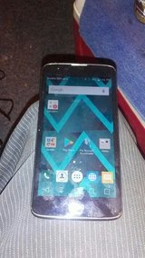 LG smartphone in Yucca Valley, California