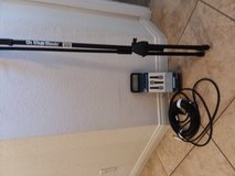 Samson microphone+ Mic stand+Mic cable in Lake Elsinore, California