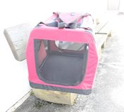 Canvas pet travel box in Ramstein, Germany