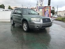 WOW 2004 Subaru Forester LL Bean Edition - Clean - Excellent Family Car - Compare & $ave in Okinawa, Japan