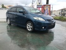 FRESH 2005 Mazda Premacy - Dual Power Slide - Child Seat Ready - Clean - Compare & $ave! in Okinawa, Japan