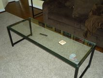 Glass coffee and end table set (3) in Fairfax, Virginia