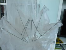 Mosquito net NEW never used 200cm high. to hang up on ceiling or bed in Stuttgart, GE