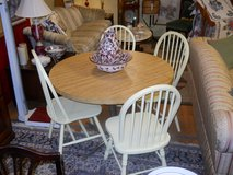 Table with 4 Chairs in Goldsboro, North Carolina