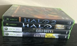 XBOX GAMES!! in Plainfield, Illinois