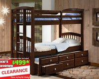 Kid's Korner SUPER SALE - Dream Rooms Furniture! in Pasadena, Texas