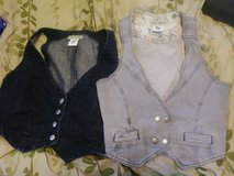 Paris Blues Denim Vests in Alamogordo, New Mexico