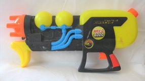 2001 LARAMI MAX-D 6000 SUPER SOAKER SQUIRT WATER GUN #13600 in Oswego, Illinois