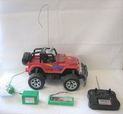 NIKKO JEEP WRANGLER RADIO CONTROL with REMOTE in Oswego, Illinois