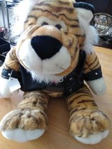 stuffed tiger in Fort Leonard Wood, Missouri