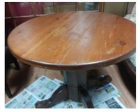 Round Wooden Table in Dover, Tennessee