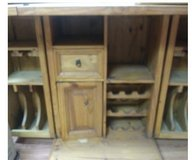 Sturdy Wooden Bar! Great for man cave in Dover, Tennessee