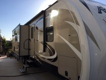 2018 Grand Design Reflection 297rsts Luxury Travel Trailer, 29ft in Travis AFB, California