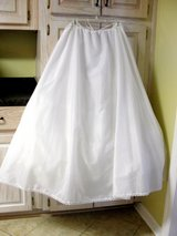 CRINOLINE FOR BRIDAL WEDDING, PAGEANT OR BALL GOWN DRESS in Warner Robins, Georgia