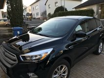 2017 Black Ford Escape with Warranty in Wiesbaden, GE
