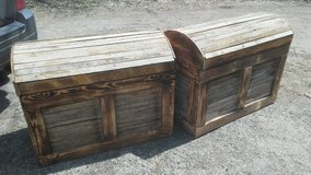 Rustic Pine Chest in Sandwich, Illinois