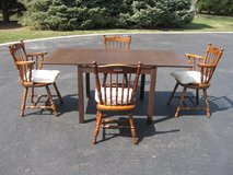 Table and 4 Chairs in Naperville, Illinois