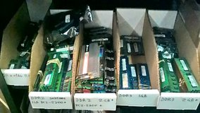 RAM DDR2, DDR3, SODIMM prices @ SBK Recycle in Fort Lewis, Washington