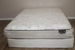 Queen Size Mattress - Charlotte American Collection in Kingwood, Texas