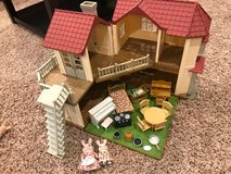 calico Critters luxury townhome in Naperville, Illinois
