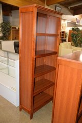 Wood Bookcase in Fort Lewis, Washington