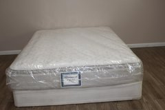 Queen Size Mattress - Sealy Posturepedic Preferred Maybank in Tomball, Texas