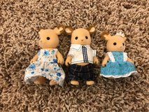 Calico Critters Buckley Deer Family (minus 1) in Naperville, Illinois