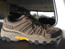 Fila hiking shoes in Naperville, Illinois