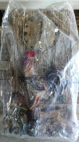 Large Rustic Rooster clock (NEW) in Sandwich, Illinois