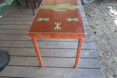 Vintage Southwest Table in Alamogordo, New Mexico