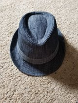 Men's Denim Fedora Hat - NEW in Camp Lejeune, North Carolina