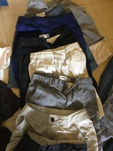 name brand jeans, T-shirt's shorts in Okinawa, Japan