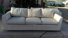 Two full size matching couched in great condition. in 29 Palms, California