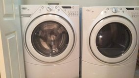 Whirlpool washer and dryer in Vacaville, California