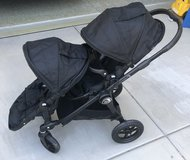 City select double stroller in Travis AFB, California