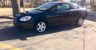 2007 Chevy Cobalt coupe low miles in Lawton, Oklahoma