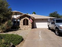 Beautiful Newly Renovated 3BD 2BA House in great Alamogordo neighborhood in Alamogordo, New Mexico