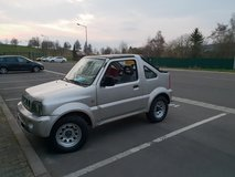 2001 Susuki Jimny Jeep Convertible in Ramstein, Germany