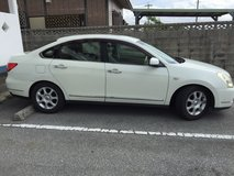 2006 Nissan Bluebird in Okinawa, Japan